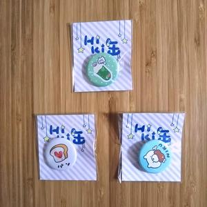 【創作】HIKI缶(小) A
