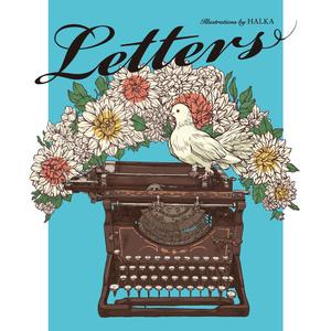 グッズ画集『letters』