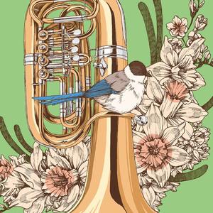 楽器画集3『Cantabile』
