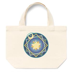 星の魔法陣 トートバッグ