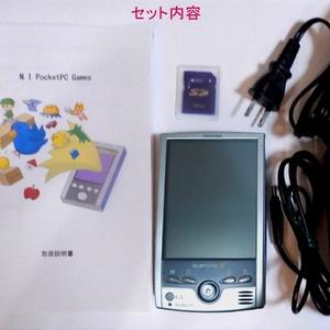 N.I PocketPC Games(本体付き)
