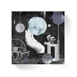 『僕の惑星』アクリルブロック(背面クリア) ※アカペラ音源付き