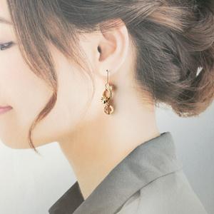 《新作》包丁藤四郎の耳飾り