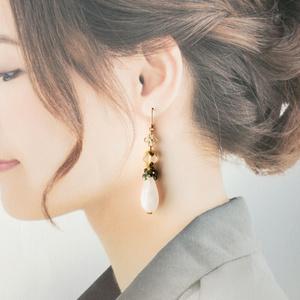 《新作》にっかり青江の耳飾り