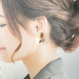 《新作》鶴丸国永の耳飾り