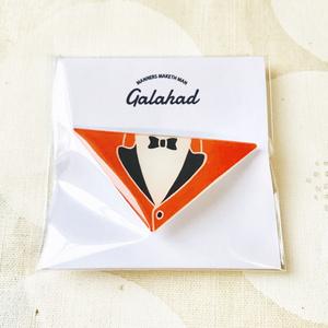 KMブローチ/Galahad(E)