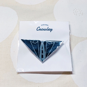 GOブローチ/Crowley