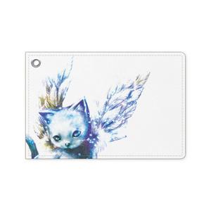 「空の猫」パスケース
