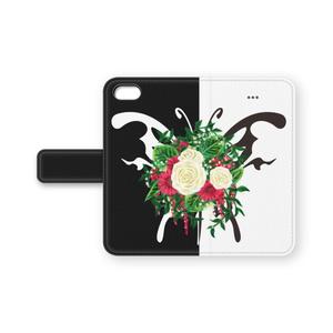 「蝶ブーケ」iPhone5用ケース
