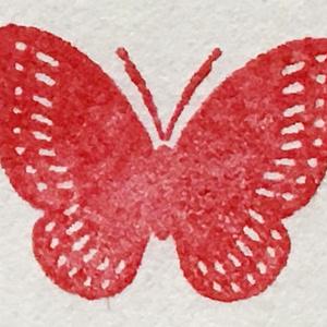 蝶の判子3