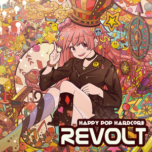 Happy POP Hardcore REVOLT