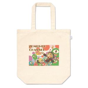 カフェ野ゾンビ子 トートバッグM(店長撃ち)