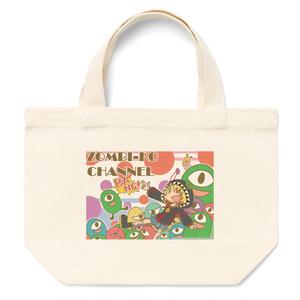 カフェ野ゾンビ子 トートバッグS(店長撃ち)