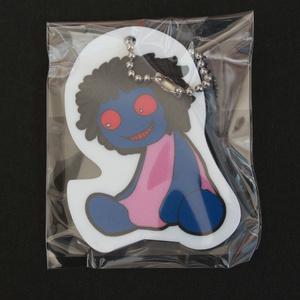 Ib/青い人形
