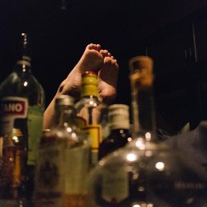 ポストカードセット(Loves wine, Night)