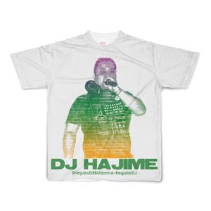 DJ HAJIME Tシャツ