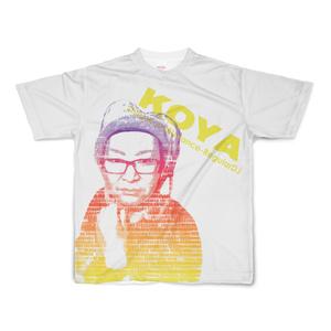 DJ KOYA Tシャツ