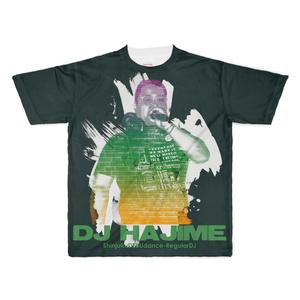 DJ HAJIME Tシャツ ブラック