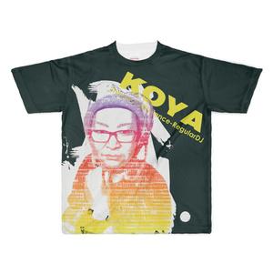 DJ KOYA Tシャツ ブラック