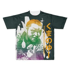 DJ くまのゆー Tシャツ ブラック