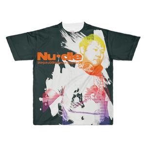 DJ Nu-dle Tシャツ ブラック