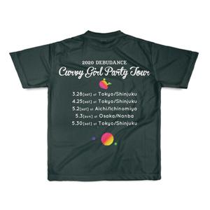 幻のツアーTシャツ!(フルグラフィック)