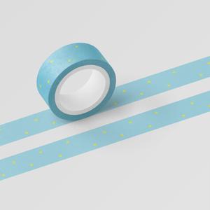 水玉マスキングテープ