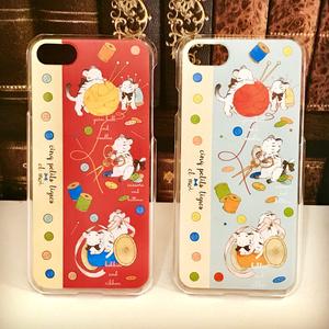 iphone/とらのぬいぐるみ ケース