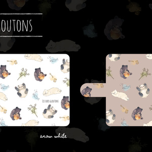 Les Ours Gloutons // multi-case