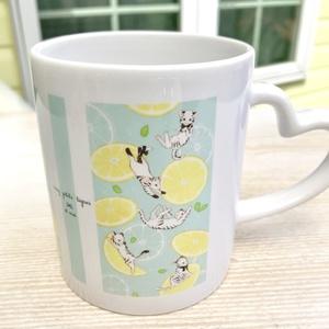 Lemon Squash マグカップ