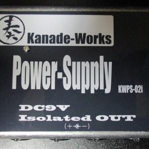 KWPS-02i アイソレート9Vパワーサプライザー