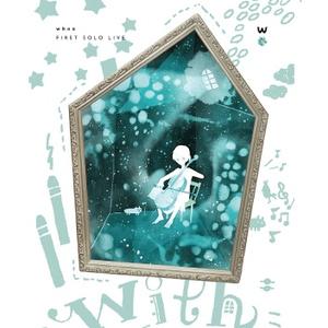 """""""With"""" ライブアレンジCD-R&グッズセット"""