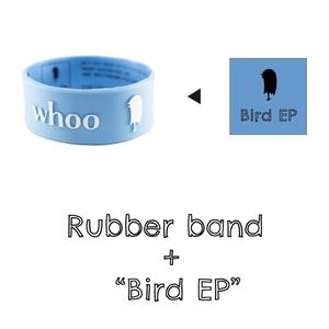 """ラバーバンド・鳥 + ミニアルバム""""Bird EP"""""""