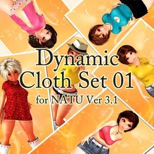 Dynamic Cloth Set for Natu Ver 3.1