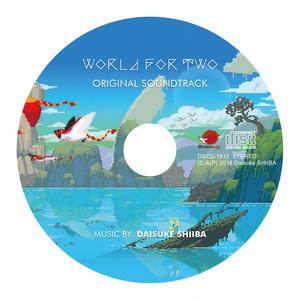 World for Two Original Soundtrack [CD]