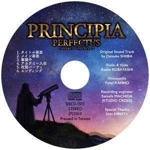 PRINCIPIA : Master of Science /プリンキピア:マスター・オブ・サイエンス オリジナルサウンドトラック [CD]/椎葉大翼