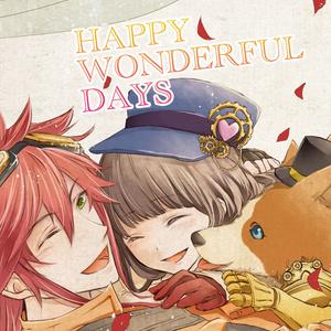 インカルゲスト本「Happy Wonderful Days」