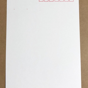 ポストカード(桜)