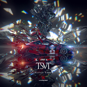 TOHO SPEED -Vertex Tuned- (CD)