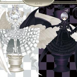 悪夢系フリルチェス本[Nightmare Chess]