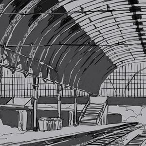 CoCシナリオ『濃霧の駅を発ち』