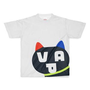 VAPJ フルグラフィックTシャツ VAP猫ver.