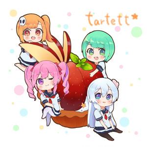 【DL販売】tartett* - tartett*【inst付きBOOTH限定盤】