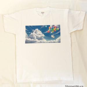 空中散歩 Tシャツ
