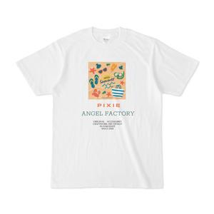 ララレディー オリジナルTシャツ ANGEL FACTORY Vol.8 HELLO SUMMER pxiv-8