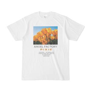 ララレディー オリジナルTシャツ ANGEL FACTORY Vol.12 イエローチューリップ pxiv-12