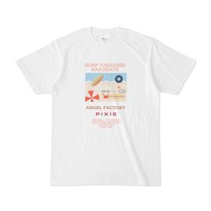 ララレディー オリジナルTシャツ ANGEL FACTORY Vol.19 サーフパラダイス pxiv-19