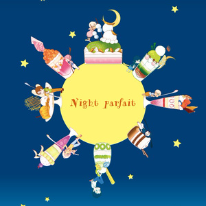 Night parfait