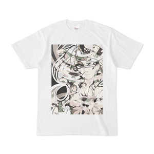 「don't turn away from me」Tシャツ