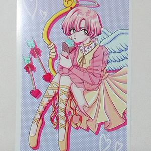 ポストカード(天使)